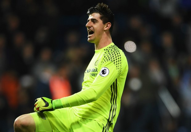 Thibaut Courtois counting on Morata's goals this season