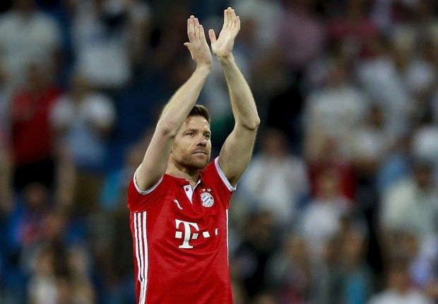 VIDEO: Xabi Alonso marks final professional game with superb assist
