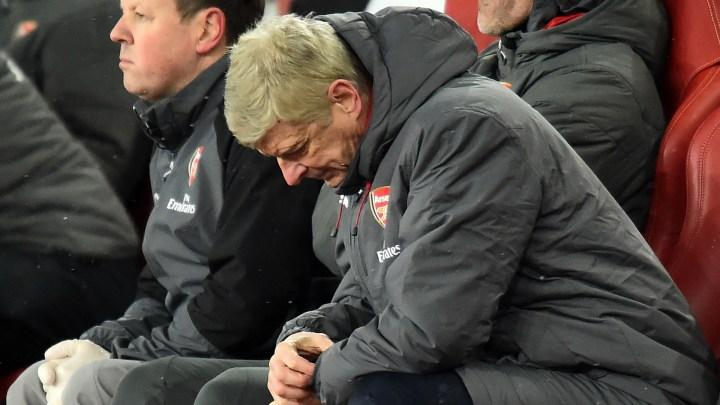 Wenger e il suo Arsenal non se la passano bene | numerosette.eu