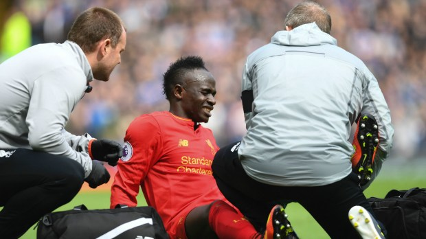 HD Sadio Mane injury