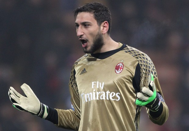 Donnarumma claims he was hacked over AC Milan renewal post
