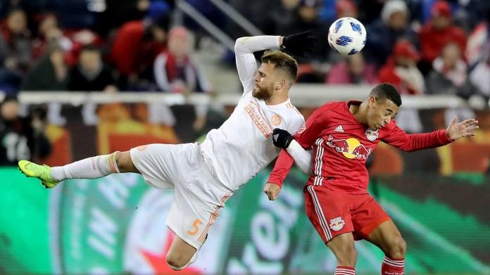 Leandro Gonzalez Pirez Tyler Adams MLS 11292018