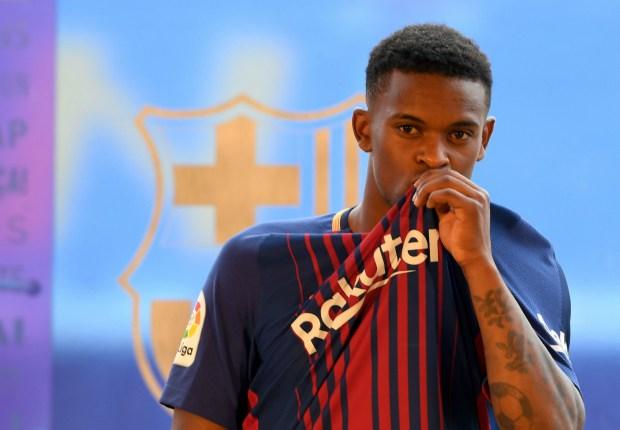 'Barcelona's Semedo more like Dani Alves than Bellerin'