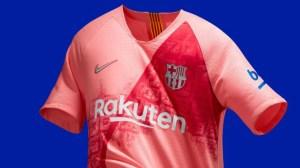 new concept afc31 5bb47 Jersey Kit Dls 18 Barcelona 2019 - Jersey Kekinian Online
