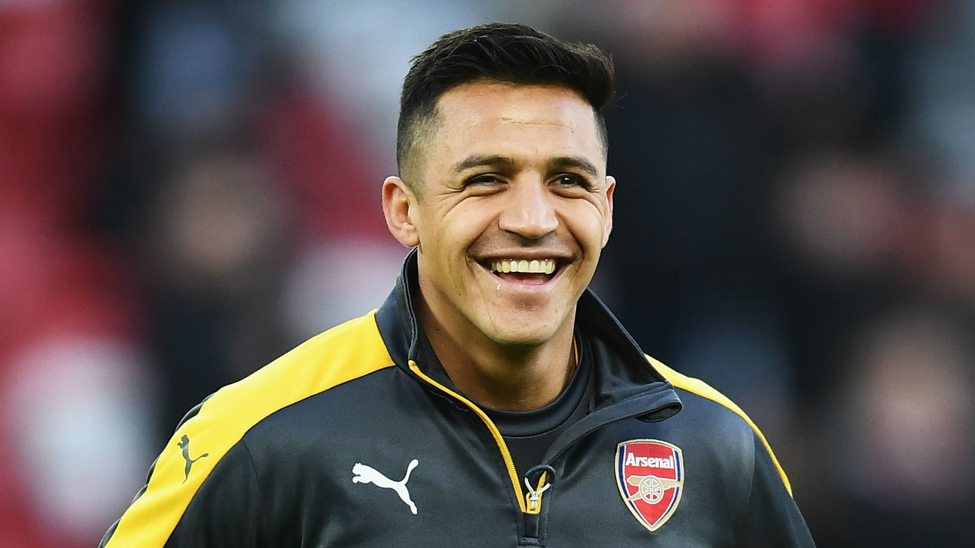 HD Alexis Sanchez