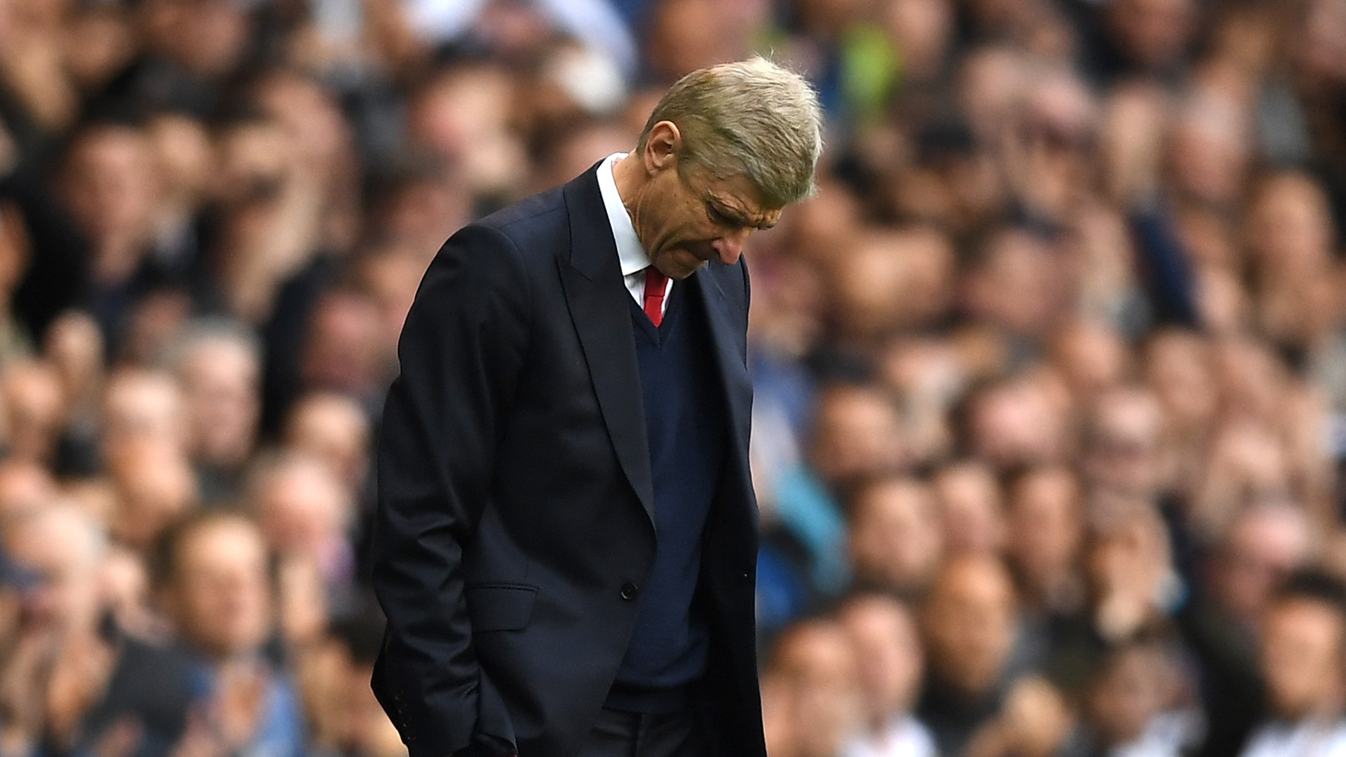 'We need #WengerOut' - Arsenal fans' anger as Gunners miss out on Champions League
