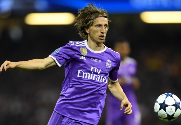 Luka Modric joins Croatian third division club and Man Utd legend Scholes is his role model