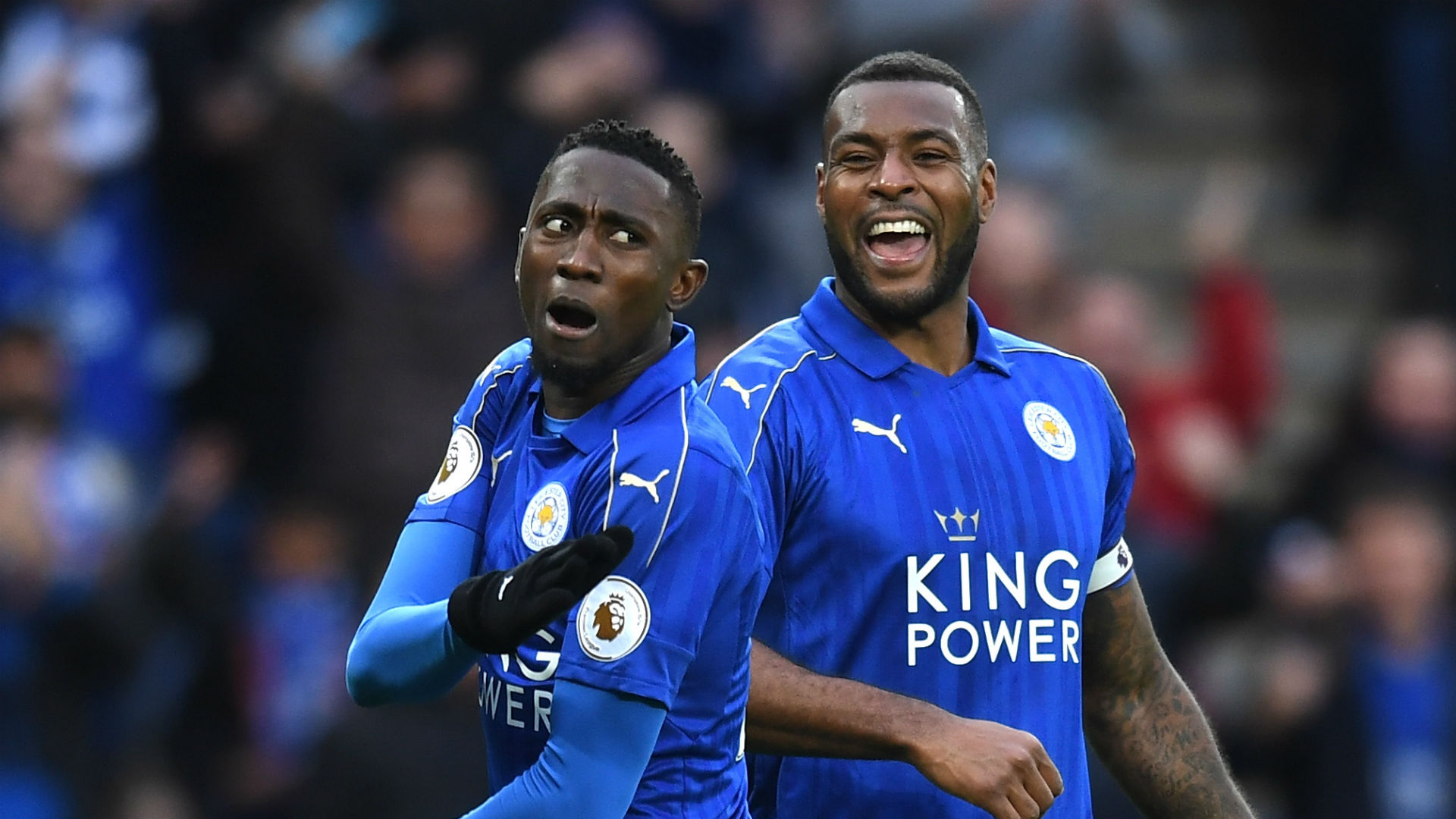 Image result for Ndidi shines As Leicester