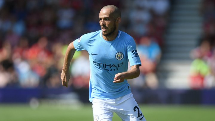 David Silva, invisibile di colore Skyblues | numerosette.eu