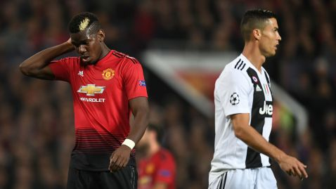 Image result for cristiano ronaldo juventus vs manchester united