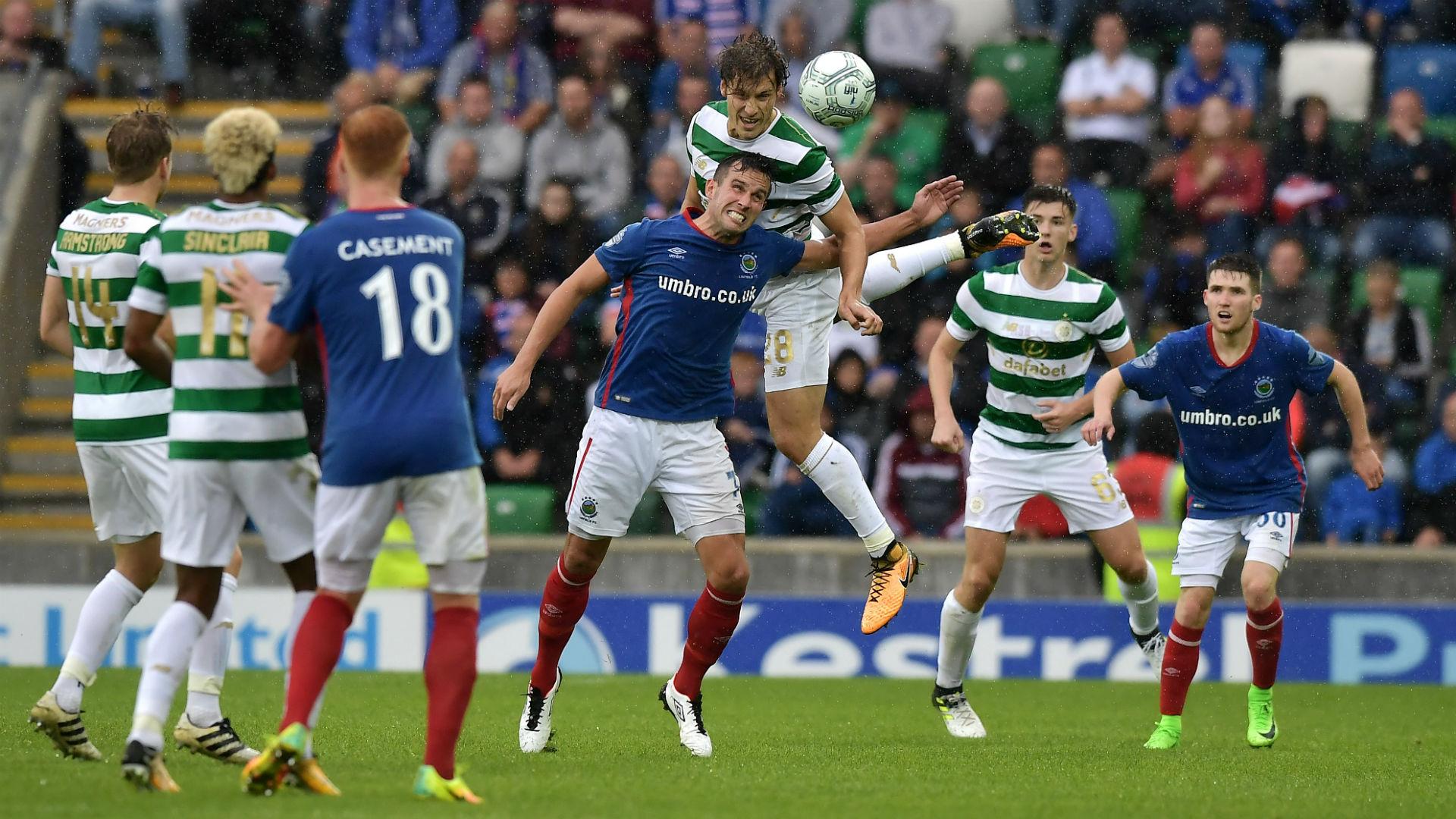Linfield Celtic