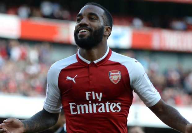'Everything is bigger, faster, stronger' - Arsenal's Lacazette excited by new challenge