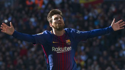 Image result for Messi shows that 2018 will be the Year of the GOAT