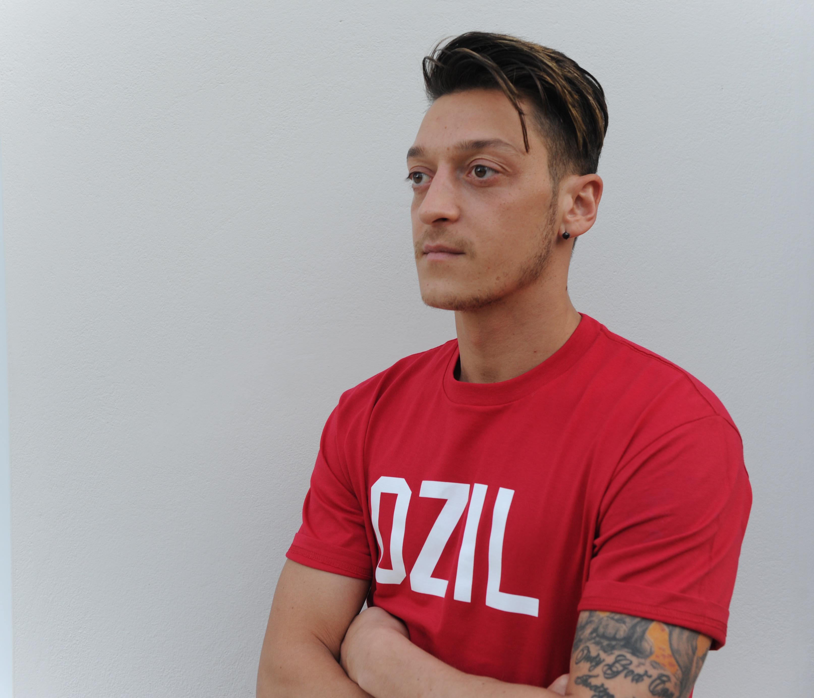 Sold Out! Mesut Ozil's fashion range sells out in less than 1 hour