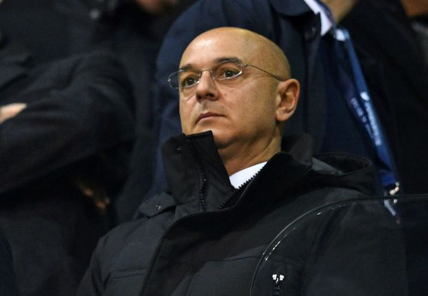 'Impossible for it to be sustainable' - Levy critical of Premier League spending trends
