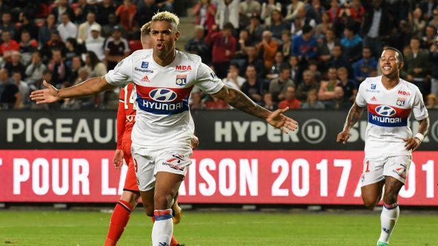 Mariano Diaz Lyon Rennes