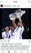 Morata Instagram Image Manchester United
