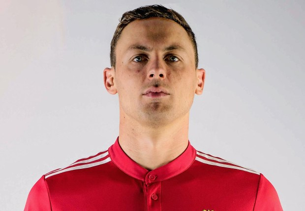 Nemanja Matic's Manchester United number revealed