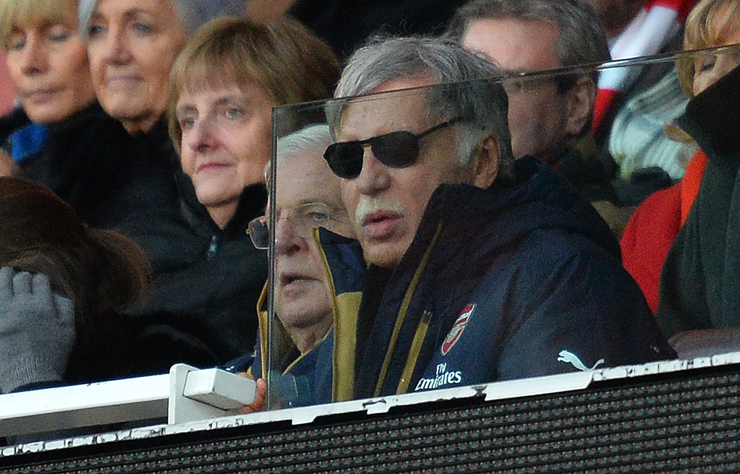 Why Arsenal fans should be protesting against Kroenke — not Wenger