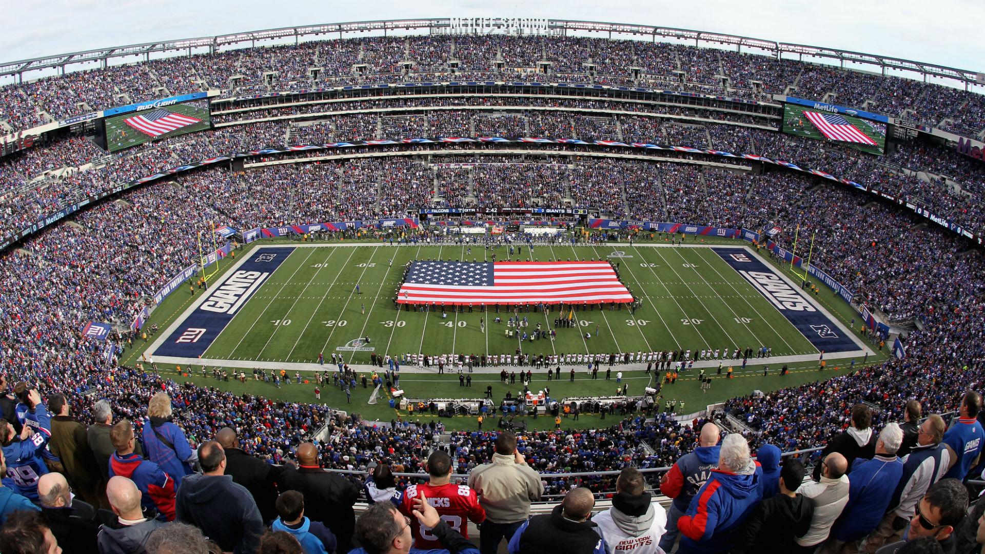 MetLife Stadium New York 07012012