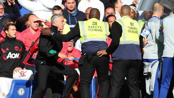 Image result for mourinho ianni