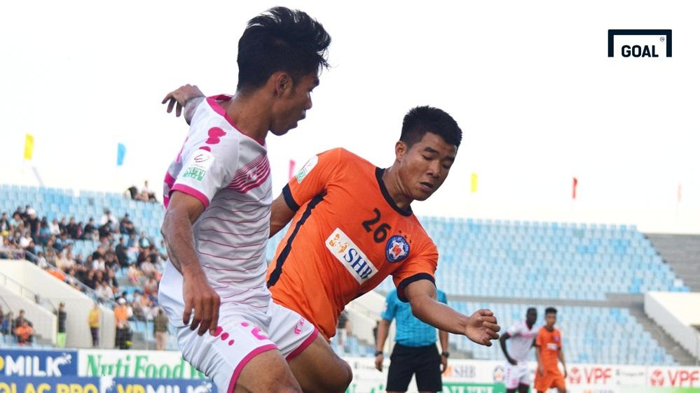 SHB Đà Nẵng Sài Gòn FC Vòng 4 V.League 2018