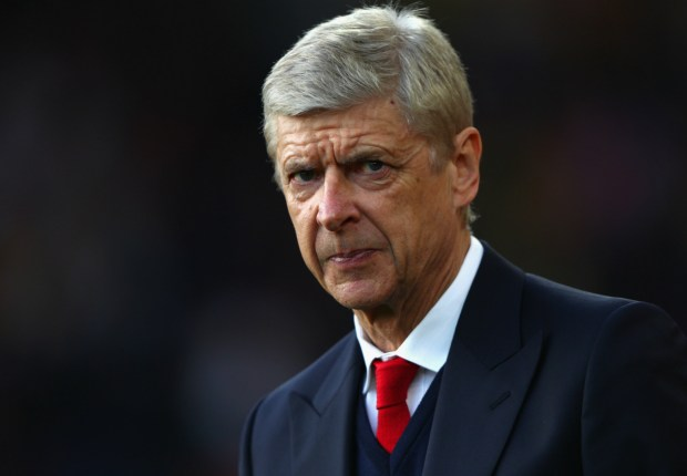 Wenger admits to 'mistake' over Arsenal's Premier League top four failure