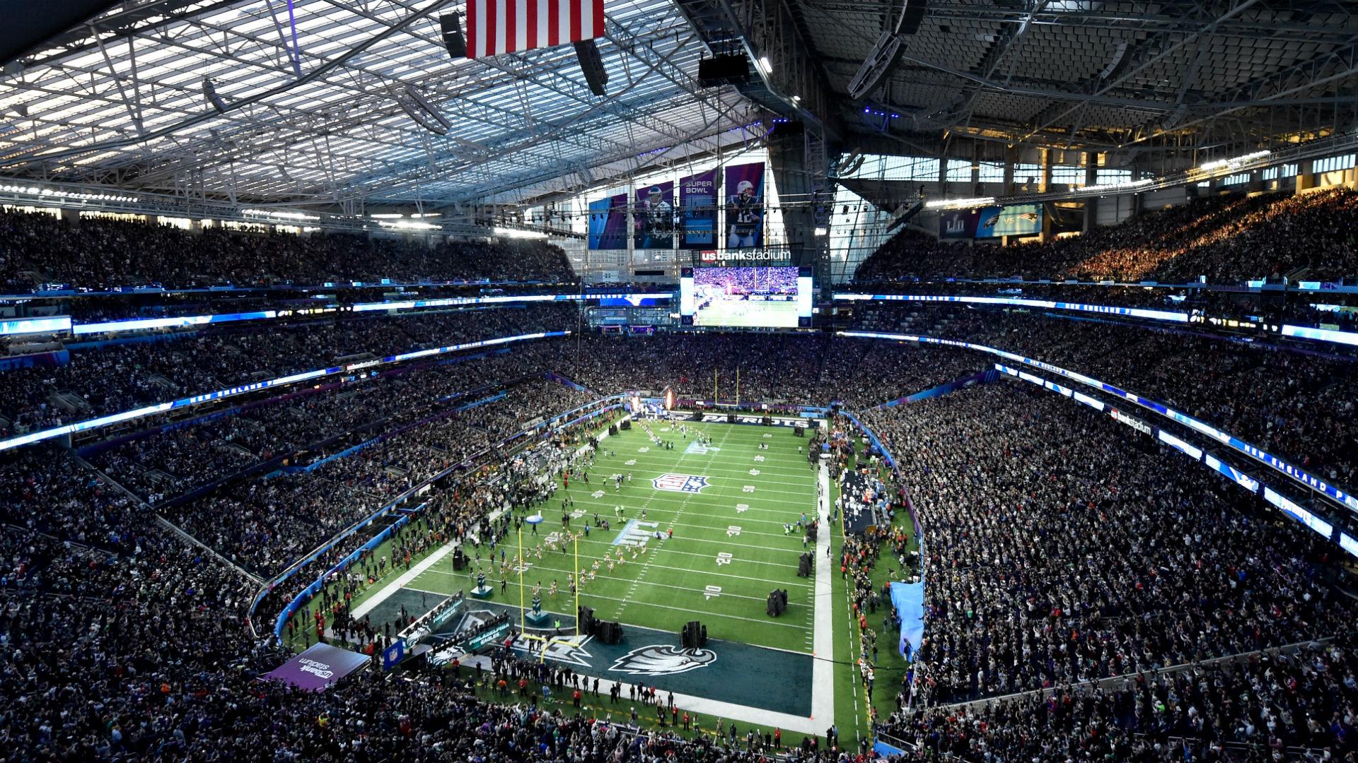 US Bank Stadium Minneapolis