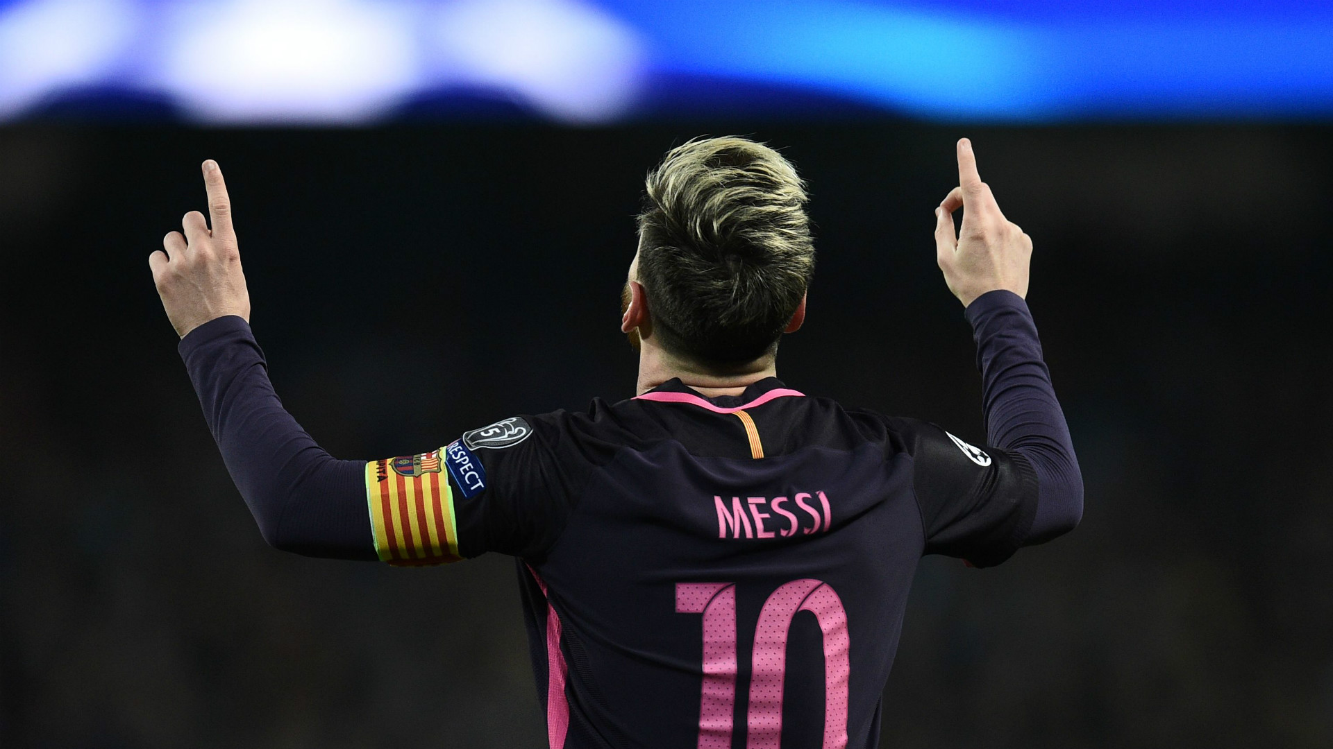 Messi extends his AMAZING record against English sides