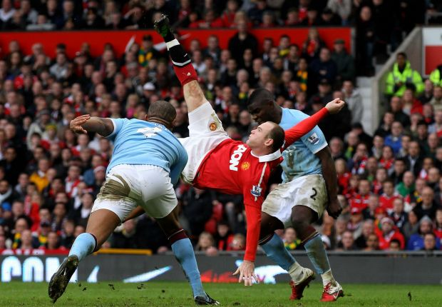 Twice a blue, always a red - Rooney will forever be a big part of Man Utd history