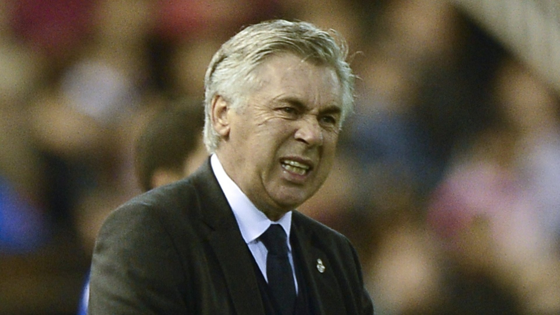 'Carlo would have continued at Madrid despite surgery' - Ancelotti's wife