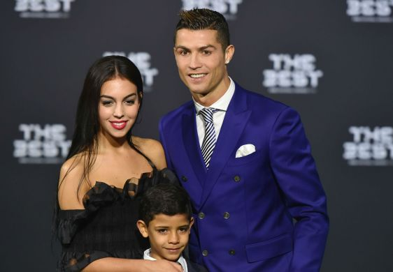 Who is Georgina Rodriguez? Cristiano Ronaldo attends FIFA awards with new girlfriend