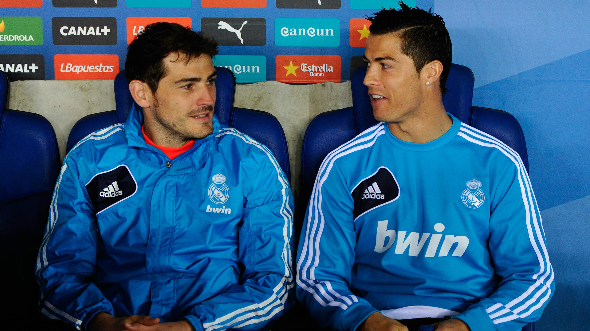'Ronaldo and Casillas will leave Real Madrid'