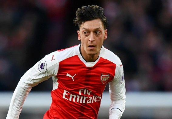 Image result for Ozil: I turned down 'fairy tale' £100m China move