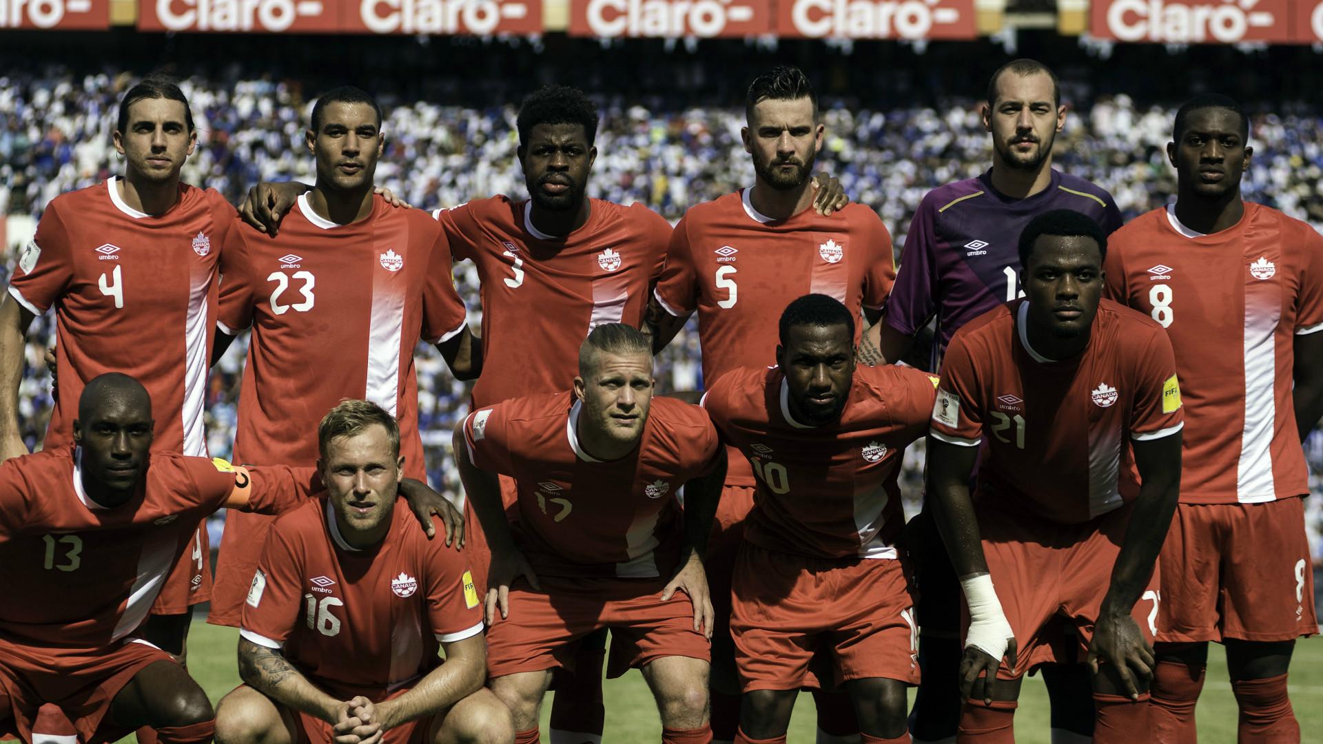 Canada team photo 20160902