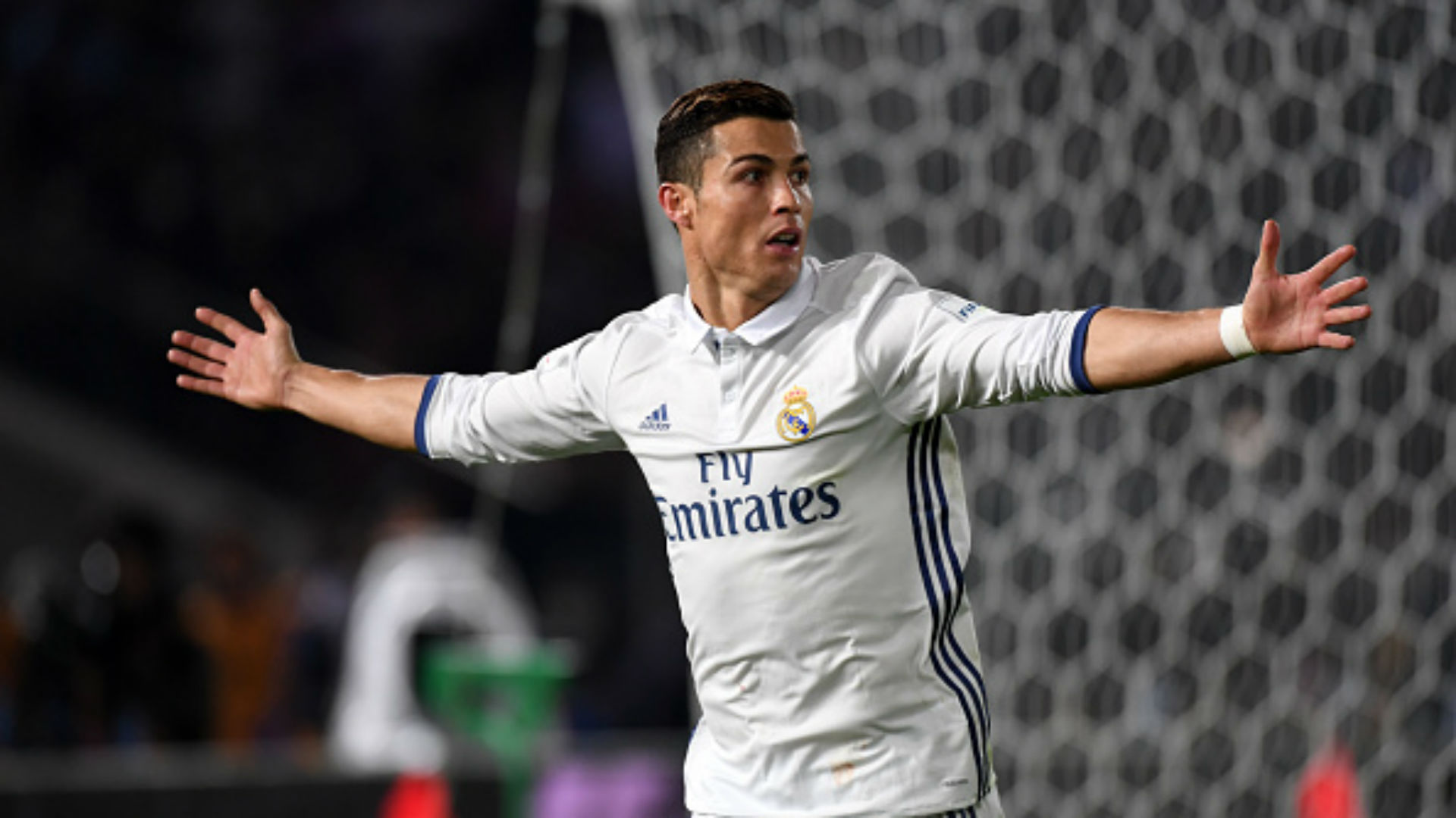 Cristiano Ronaldo Real Madrid FIFA Mundial de Clubes World Club Cup December 2016