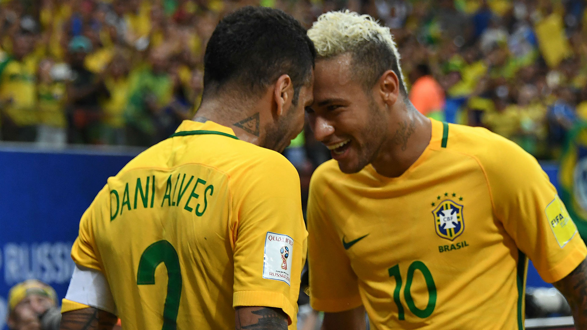 Image result for Neymar dani alves brasil