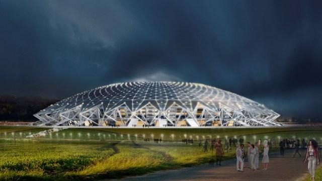 Samara Arena 2018 World Cup Russia