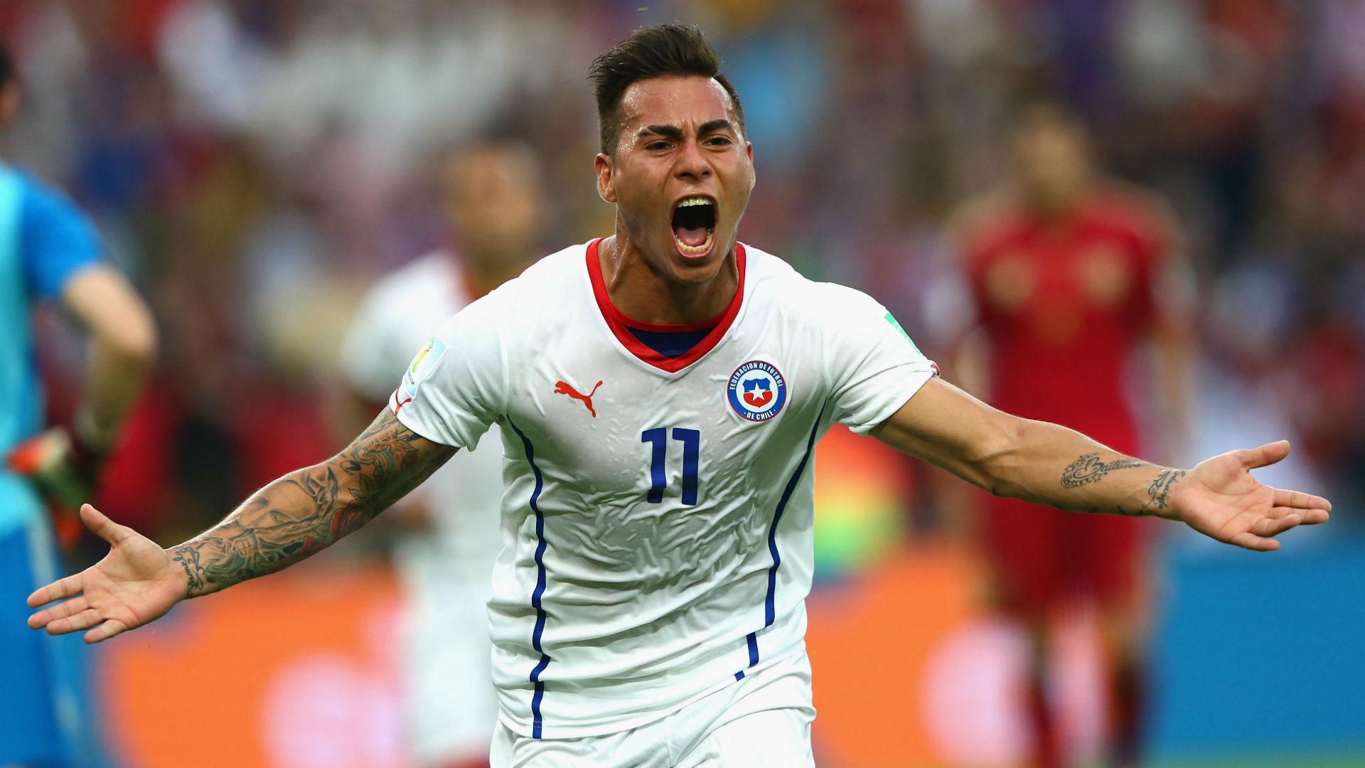 Vargas fora da Premier League