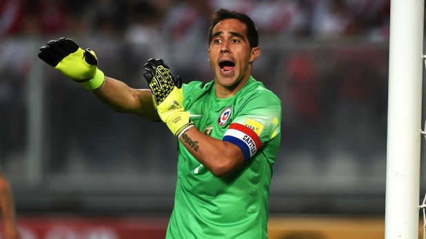 OFFICIAL: Man City sign Bravo from Barcelona