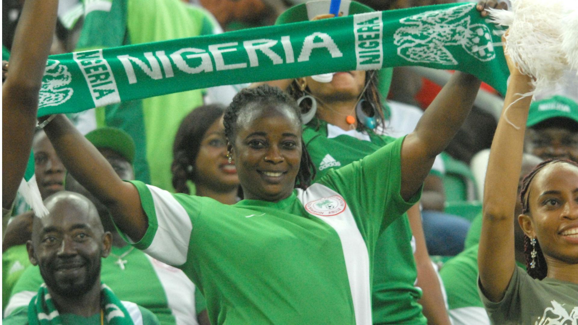 Nigeria fans - Goal.com
