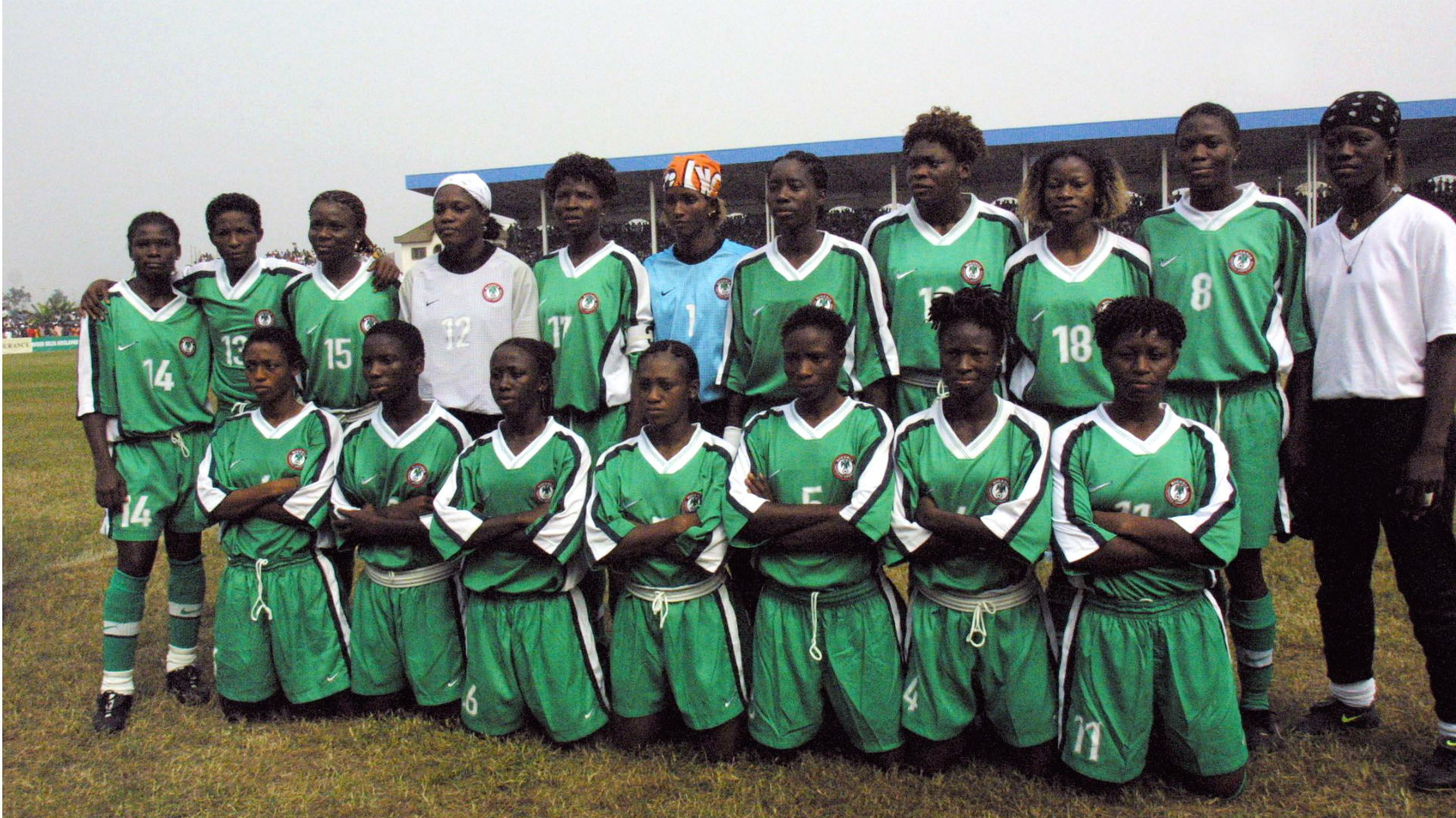 Can Omagbemi's stint bring back the golden generation ...