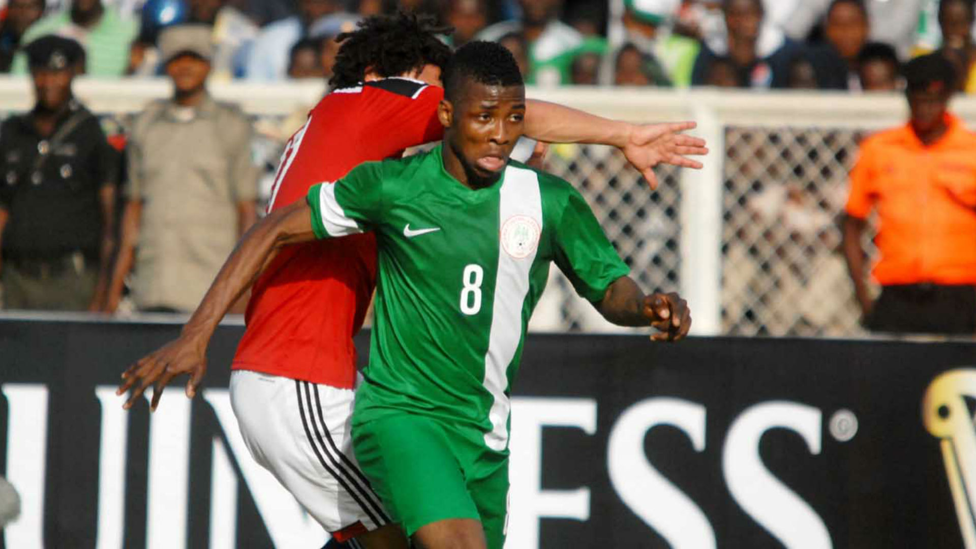 Image result for Iheanacho Promises To Help Nigeria Qualify For 2018 World Cup