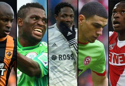 Five Nigerians with a point to prove