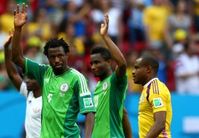 Image result for Mikel will remain Eagles' captain even with Enyeama's return