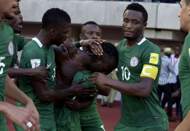 Nigeria gain ground in February Fifa ranking