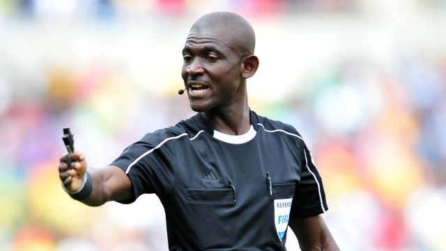 Image result for referee joseph lamptey