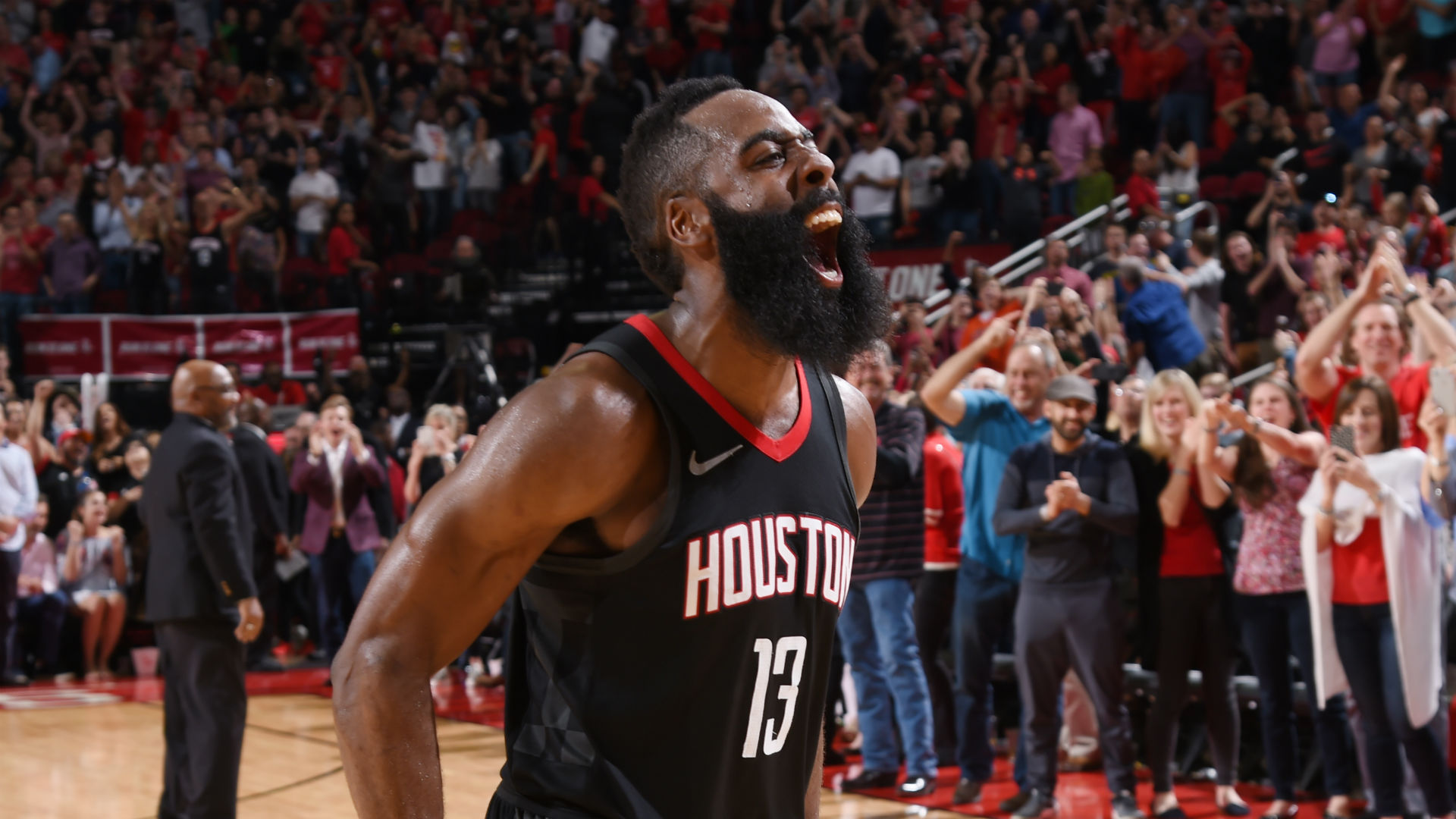 James Harden's season at age-28 was one for the ages ...