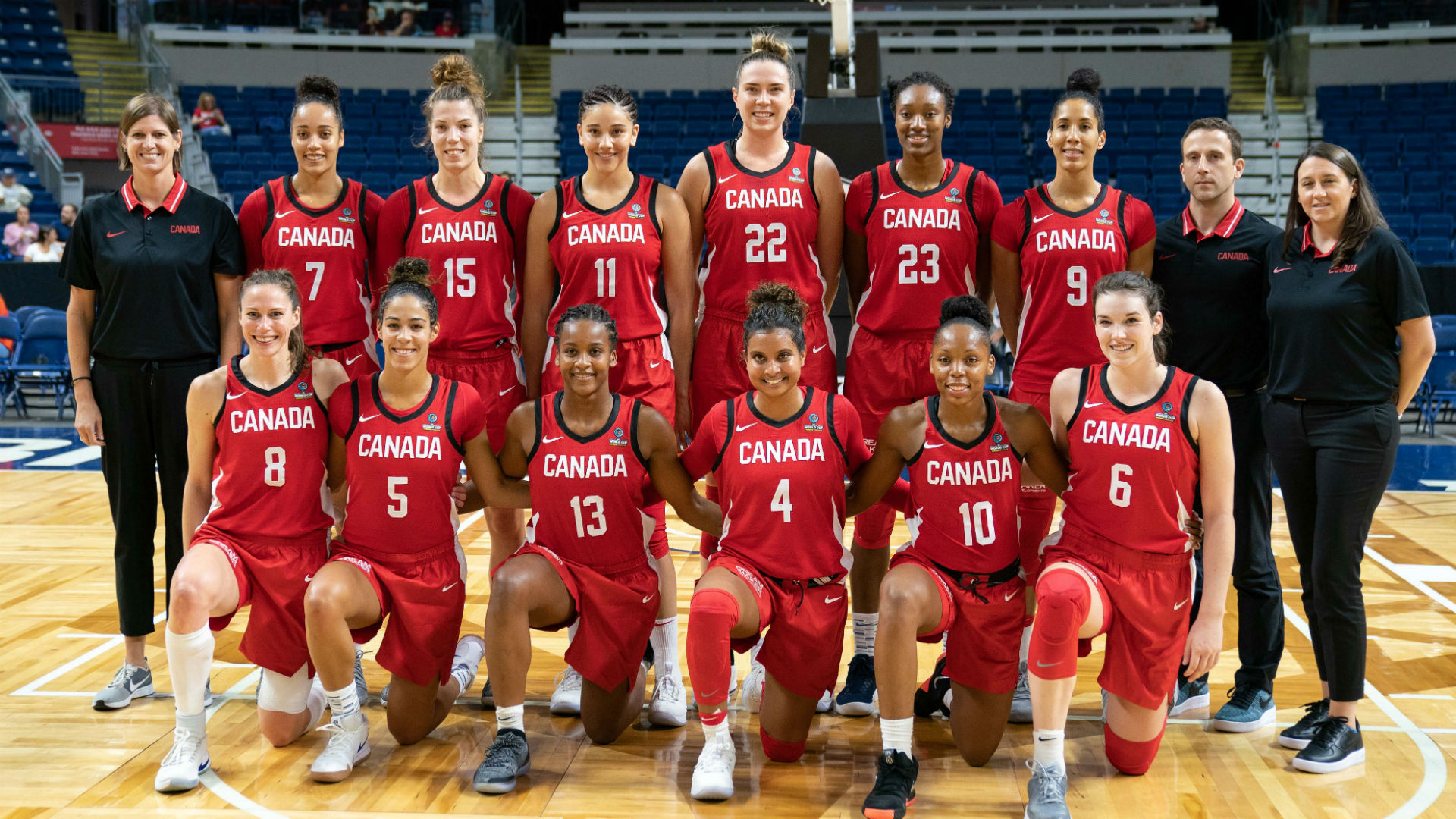 Canada Women's Basketball closes out exhibition series in ...