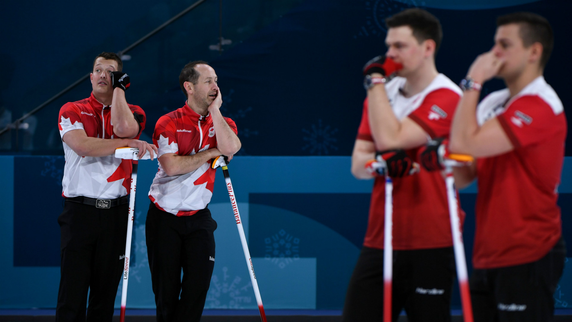 Winter Olympics 2018: Canada suffers first men's curling ...